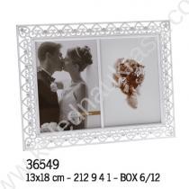 нежна рамка за снимка от сватбата