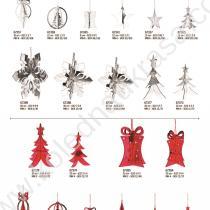 Коледни играчки за елха