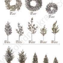 коледни елхи венци, клони, гирлянди